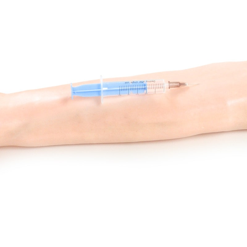 Injection Training Arm