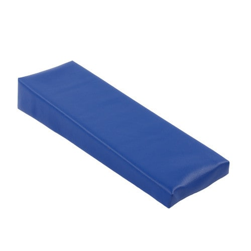 Phlebotomy wedge for arm positioning during injections, etc.