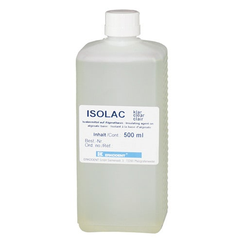 Isolac plaster isolation