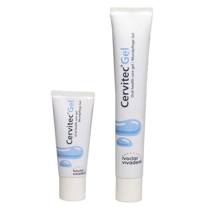 Cervitec Gel mit Chlorhexidin und Fluorid zur unterstützenden Therapie bei hohem Kariesrisiko und erhöhten Keimzahlen