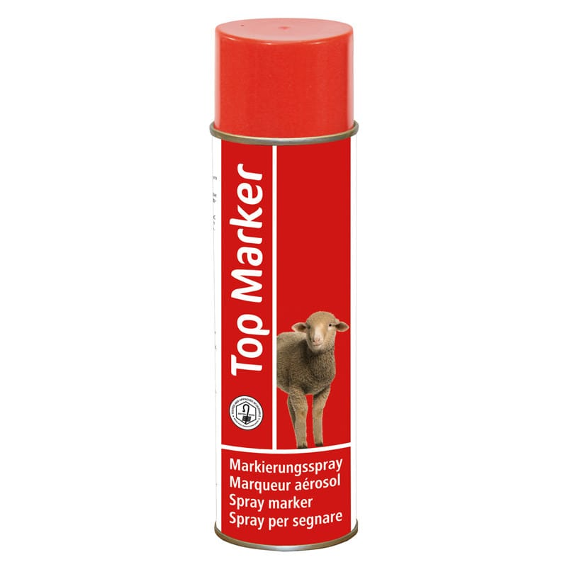 Spray marcador para ovejas, 500 ml