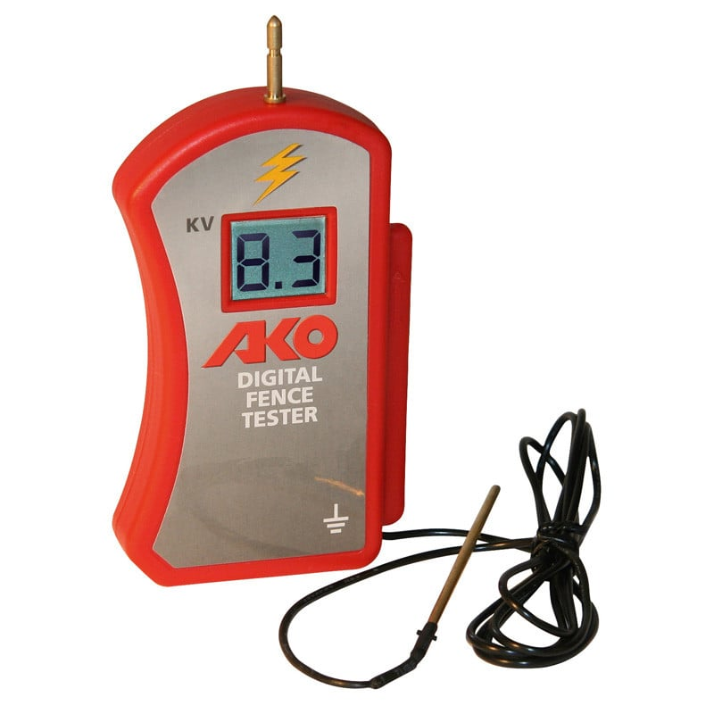 Digital Fence Tester