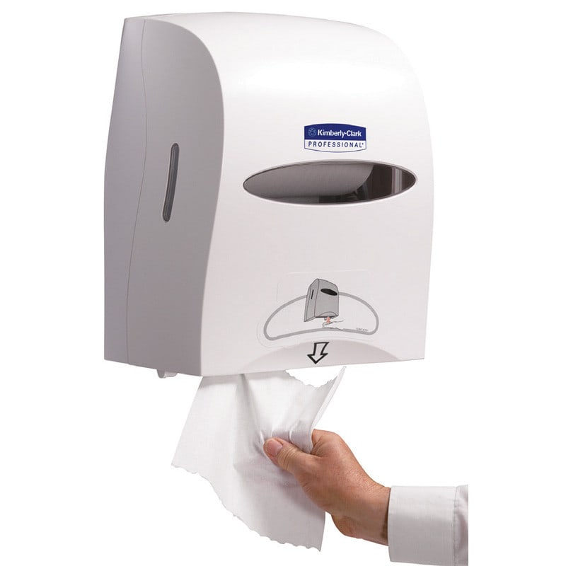 Electronic Paper Towel Roll Dispenser
