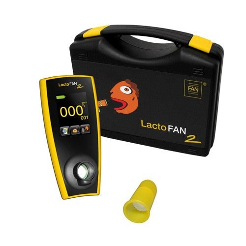 Lactofan2 H2-Breath Test Device