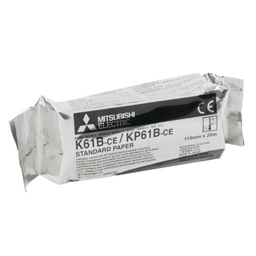Mitsubishi, K61B / KP61B Video Printer Paper