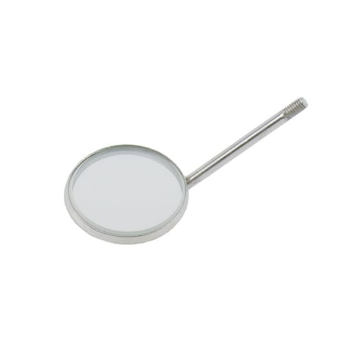 Miroir dentaire taille 4 22mm for Miroir dentaire