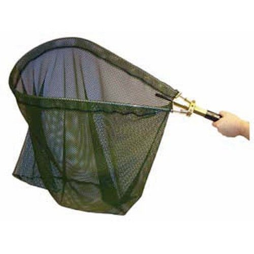 Closable catch net