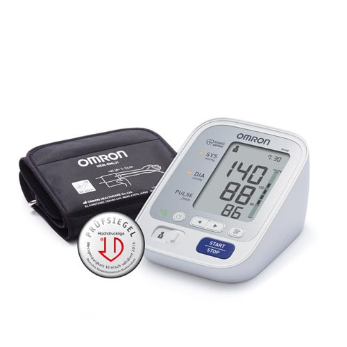 OMRON M400, Fully-Automatic Upper Arm Blood Pressure Monitor