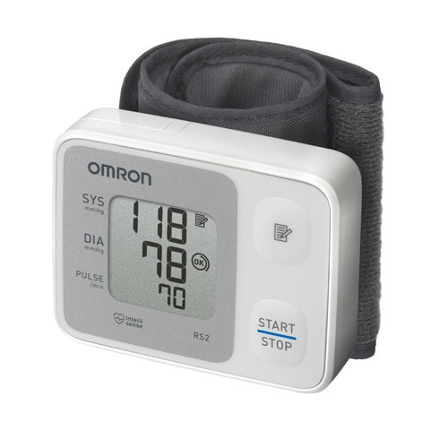 OMRON RS2, Blood Pressure Monitor