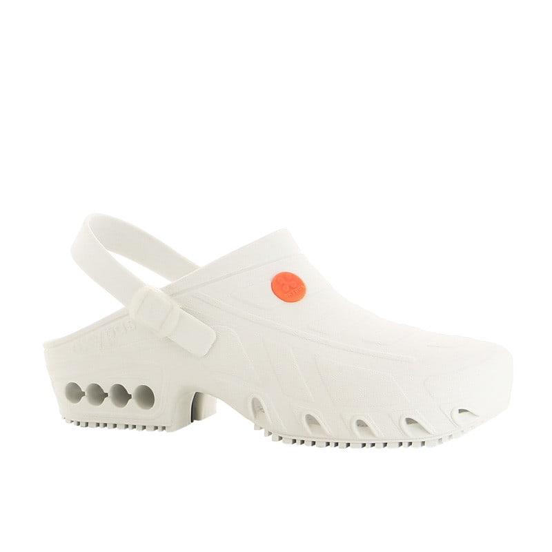 Oxypas OP-Schuhe «Oxyclog» mit verstellbarem Fersenriemen