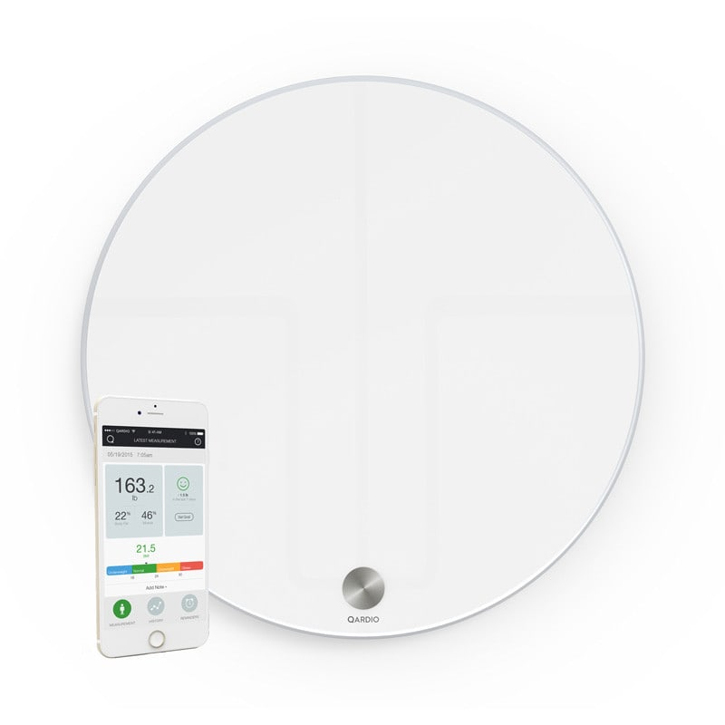 QardioBase Wireless Smart Scale