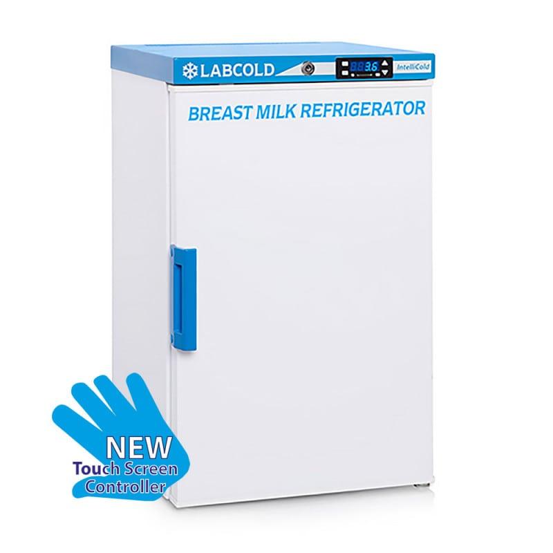 LABCOLD Muttermilch-Kühlschrank mit IntelliCold® Bedienfeld und Standard-Tür