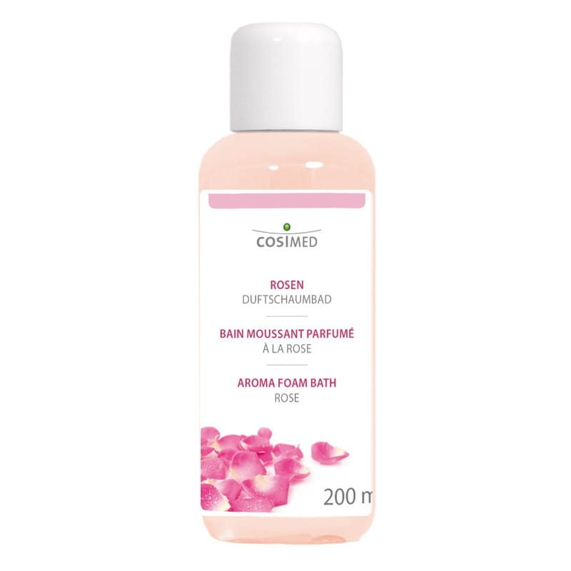 Rose Scented Bubble Bath