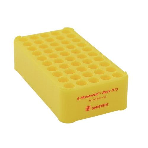 Monovetten-Rack zur Sortierung von Laborproben