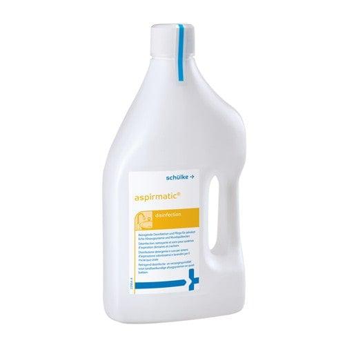 Schülke aspirmatic, Desinfektionsreiniger für Absauganlagen