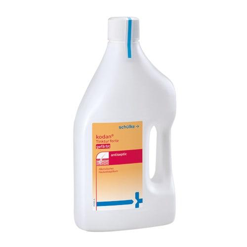 kodan Tinktur forte gefärbt, Hautdesinfektionsmittel auf Propanol-Basis