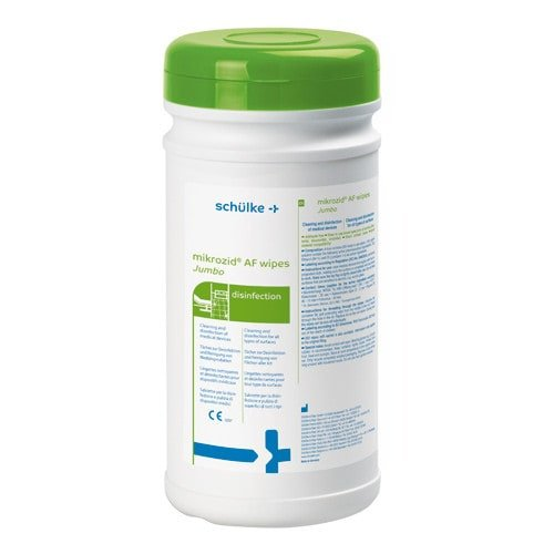 Mikrozid AF Jumbo,disinfecting wipes,dispenser