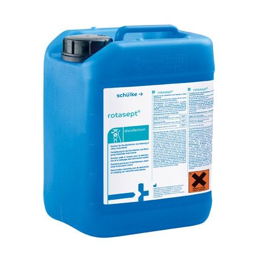 rotasept Bohrerdesinfektion zur Reinigung und Desinfektion rotierender Instrumente