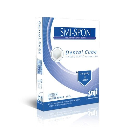 "SMI Spon ""Dental Cube"", 32 Units"
