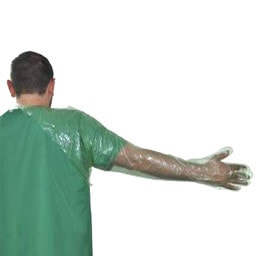 Veterinary Gloves with Shoulder Protection