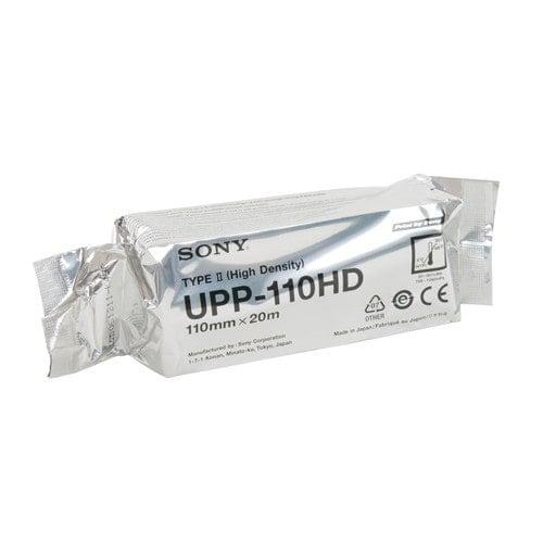 Sony UPP-110HD Videoprinterpapier mit hoher Druckqualität