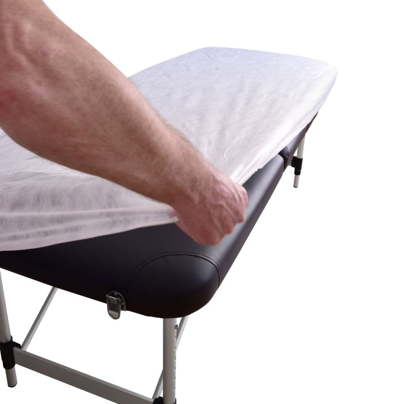 Disposable Fitted Sheets, 210 x 90 cm