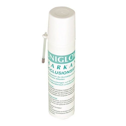 Occlusion spray, green
