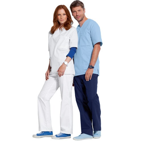 Men's and Women's Scrub Tunic