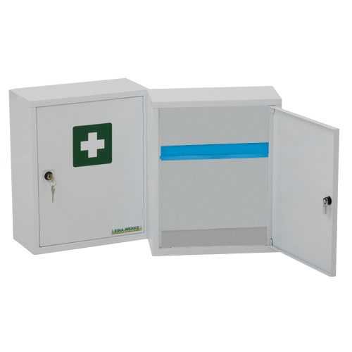 Medisan A First Aid Cabinet, empty