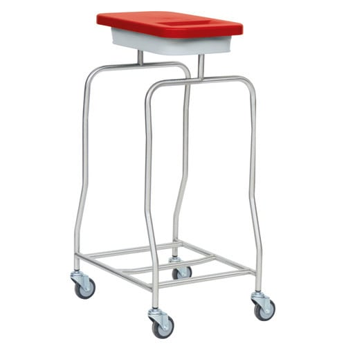 Hospital Laundry Trolley