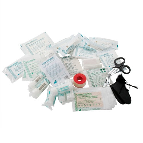 ÖNORM Z1020 Type 1 compliant first aid set