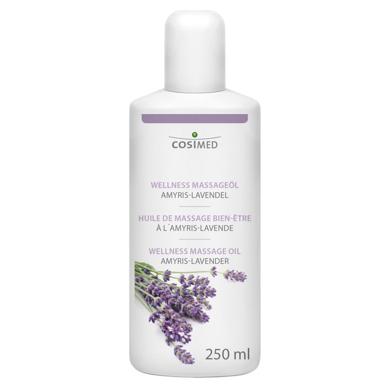Massage Oil with Amyris & Lavender