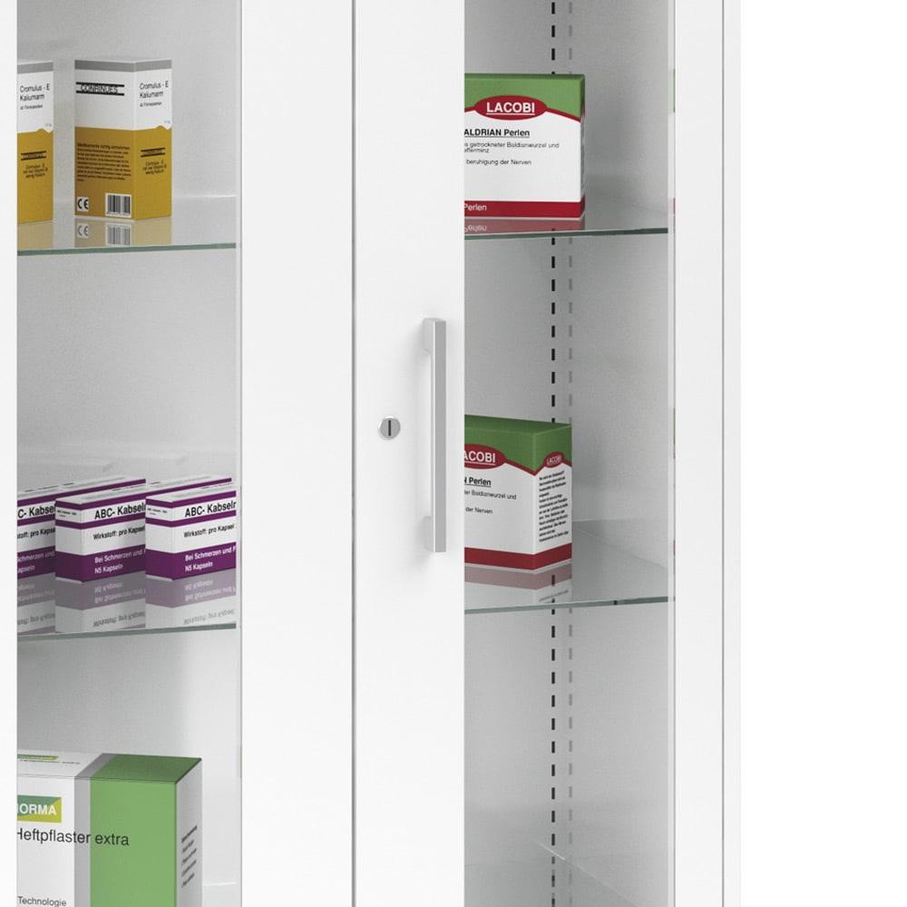 Armoire Responsable LargeBlancheral Pharmacie Métier À Fiche 9010 Clientèle QeWrodExBC