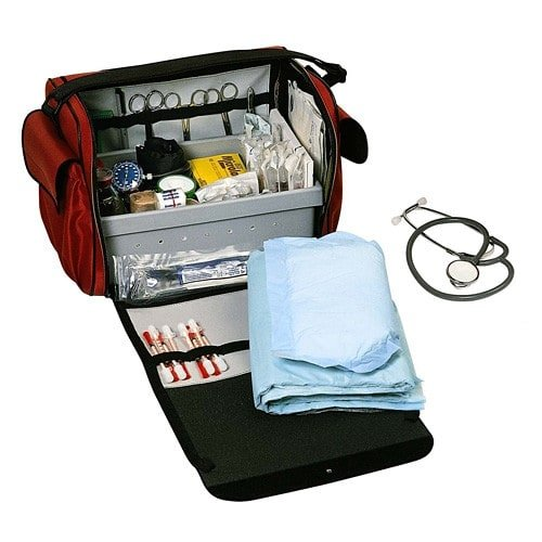 Doctor's bag for house visits