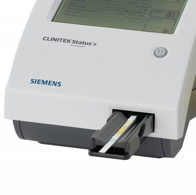 Analyseur d'urine Clinitek Status +