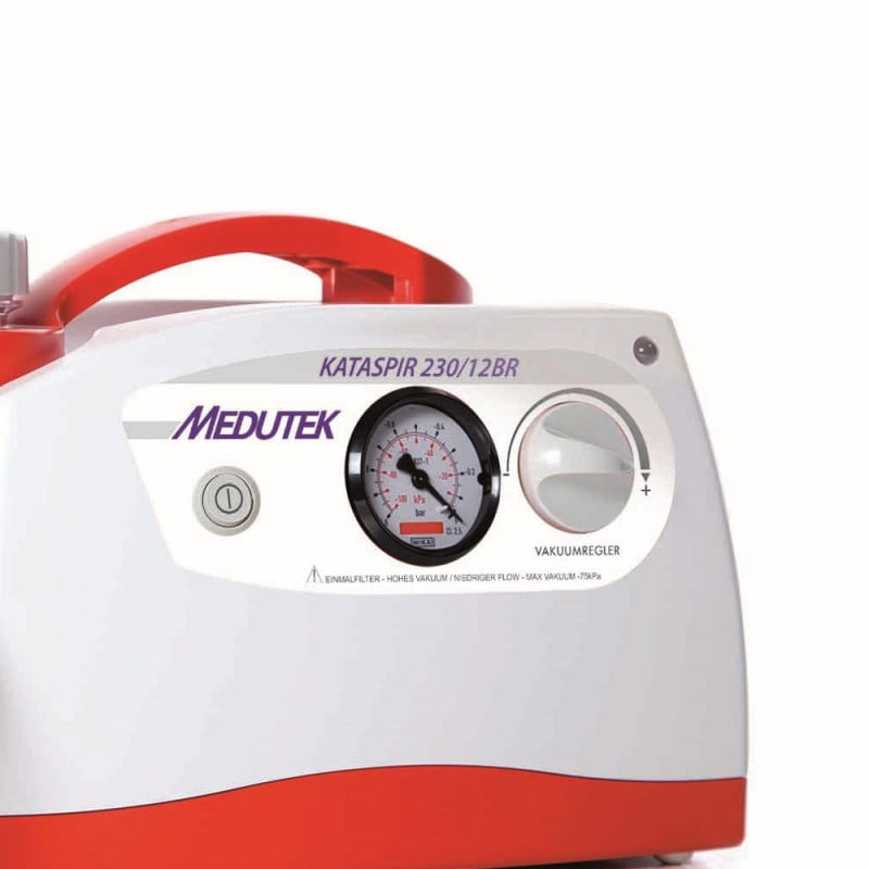 KATASPIR 230/12 V BR, battery-operated suction pump