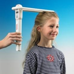 Electronic Height Measuring Rod