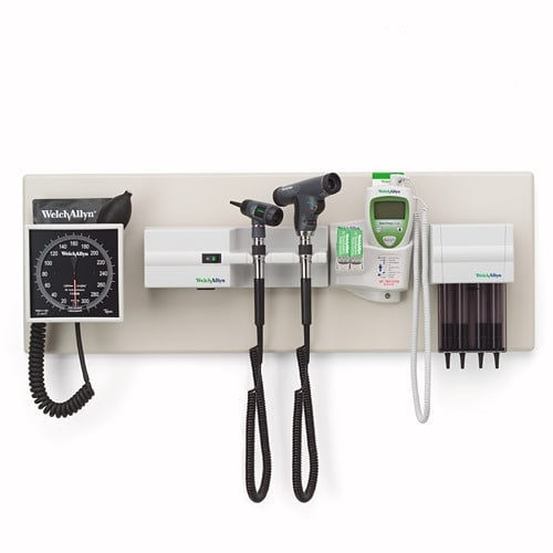 Welch Allyn Premium Diagnostic Instrument Wall Unit