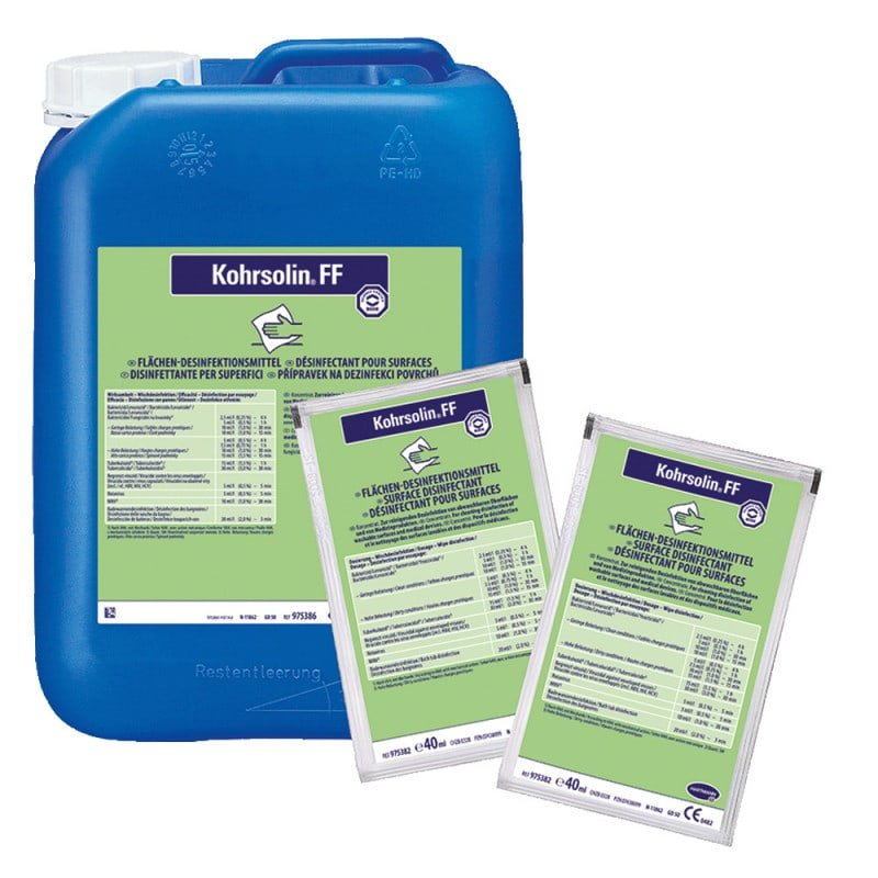 Kohrsolin FF Disinfecting Cleaner