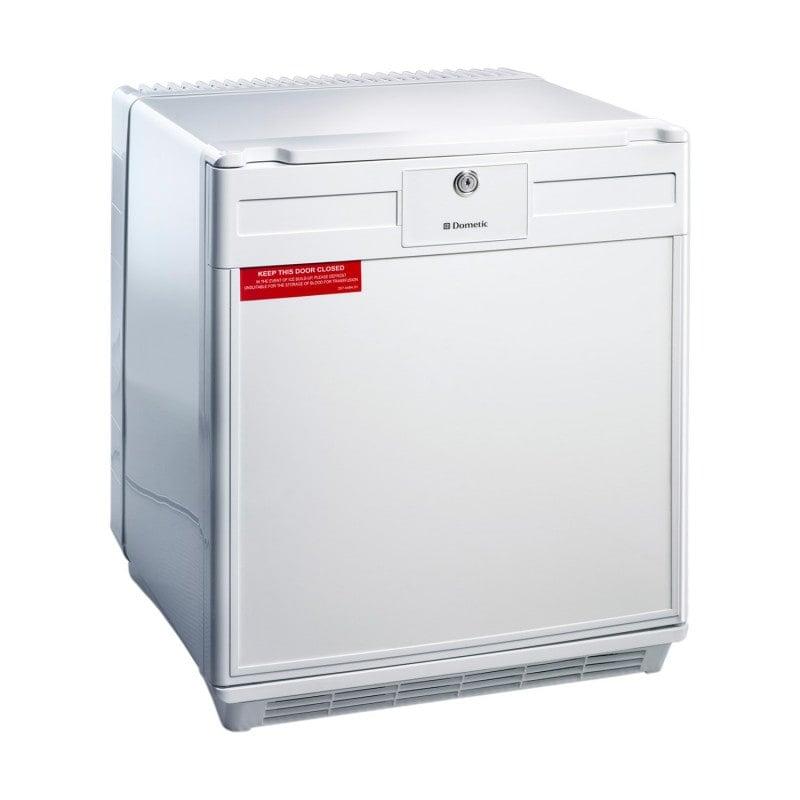 Kühlschrank mit Sicherheitsschloss & vibrationsfreier Absorptionskühlung