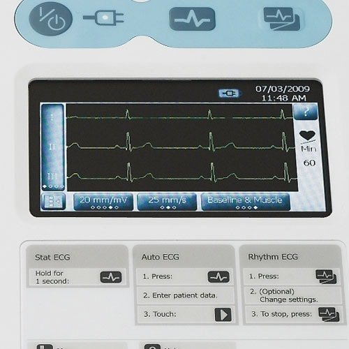 Welch Allyn CP 50 ECG Machine