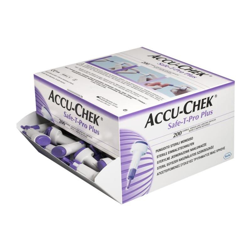 Accu-Chek Safe-T Pro Lancetas de seguridad