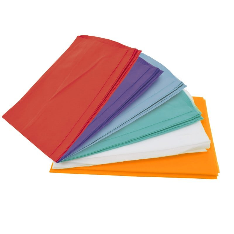 Sheets for examination couches | Available in various colours