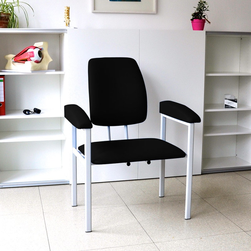 Examination and blood collection chair, XXL