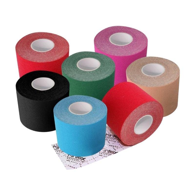 Kintex Classic Kinesiologie Tape in verschiedenen Farben