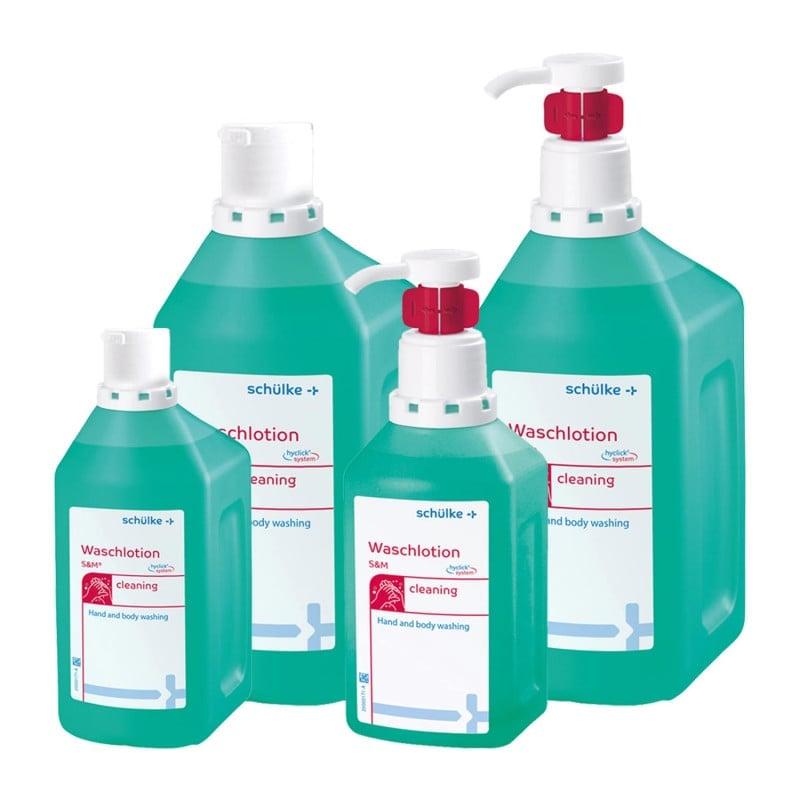 S&M lavado de manos y cuerpo (pH Neutro)