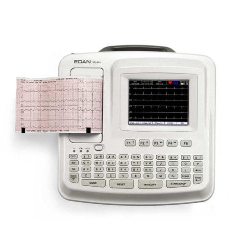 Aparat do EKG EDAN SE-601B