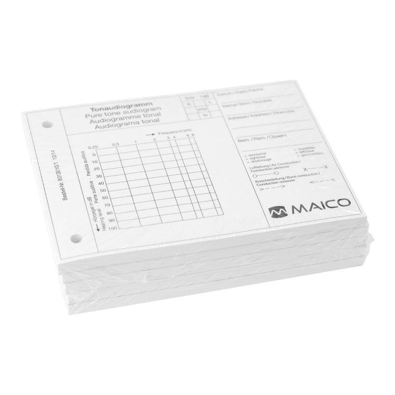 Tone Audiogram Pad for Maico ST20