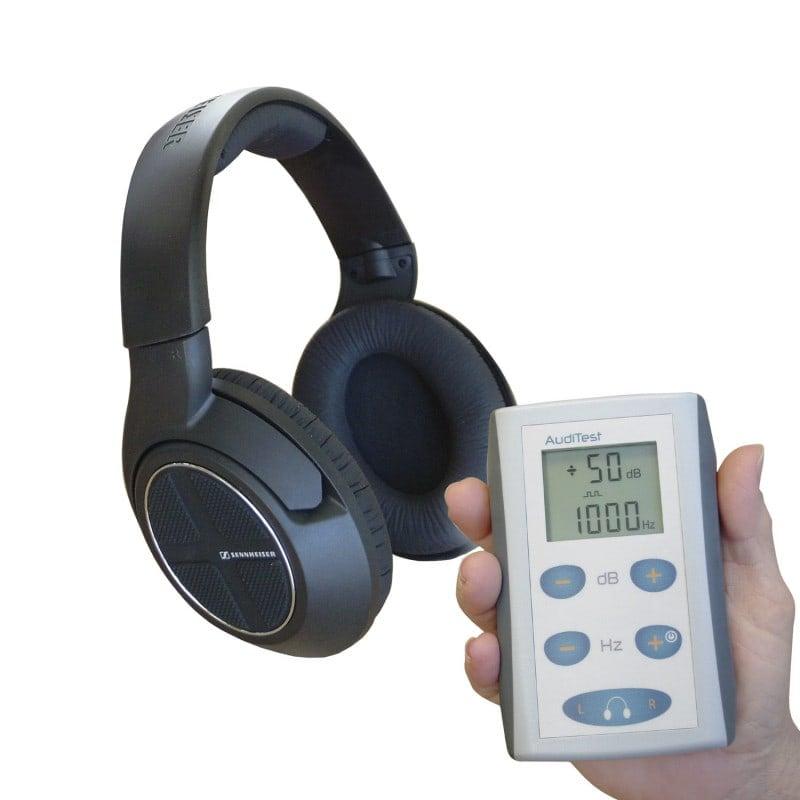 Auditest Audiómetro