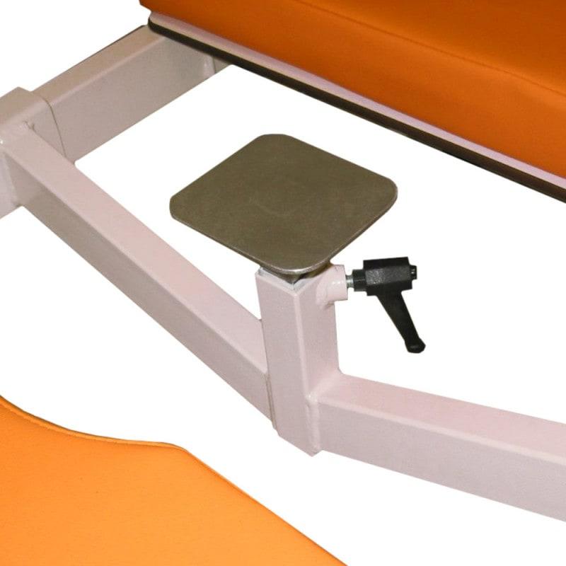 Support pour la jambe et le bassin pour les plâtres